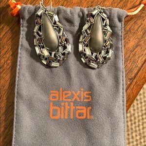 Alexis bitter tear drop earrings